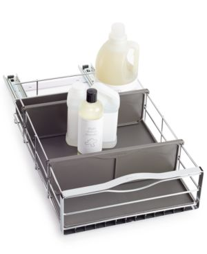 """simplehuman 14"""" Pull-Out Cabinet Organizer 1534947"""