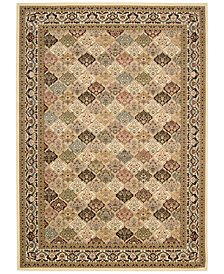"kathy ireland Home Ephesus Magnesian Multi 5'3"" x 7'4"" Area Rugs, Created for Macy's"