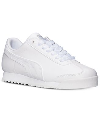 s roma basic casual sneakers from finish line