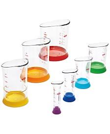 OXO Good Grips 7-Piece Liquid Measuring Beaker Set