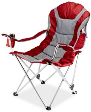 Picnic Time Reclining Camp Chair 1534877
