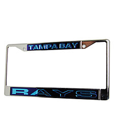 Rico Industries Tampa Bay Rays License Plate Frame