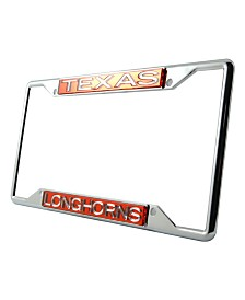 Stockdale Texas Longhorns License Plate Frame