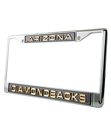 Rico Industries Arizona Diamondbacks License Plate Frame