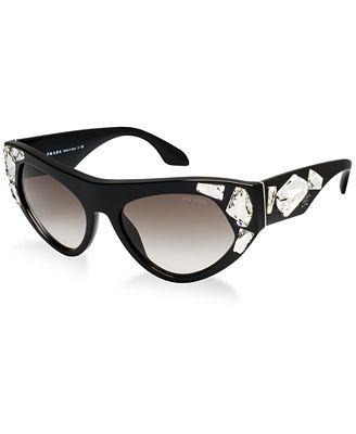 Prada Sunglasses, PRADAPR 21QS 56
