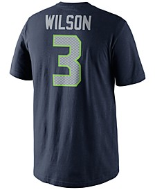 Men's Russell Wilson Seattle Seahawks Pride T-Shirt