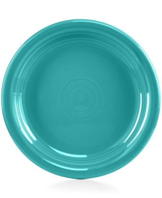 Turquoise Appetizer Plate