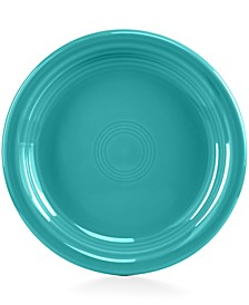 "Turquoise 6.5"" Appetizer Plate"
