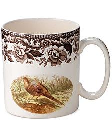 Spode Woodland Pheasant Mug