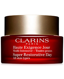 Clarins Super Restorative Day Cream - All Skin Types, 1.7 oz.