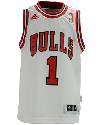 separation shoes 3b96a ff86b adidas Derrick Rose Chicago Bulls Revolution 30 Swingman ...
