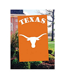 Party Animal Texas Longhorns House Flag