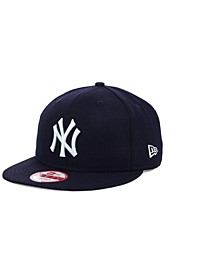 New York Yankees MLB 2 Tone Link 9FIFTY Snapback Cap