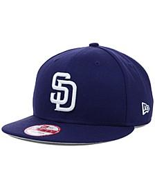 San Diego Padres MLB 2 Tone Link 9FIFTY Snapback Cap