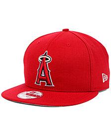 New Era Los Angeles Angels of Anaheim MLB 2 Tone Link 9FIFTY Snapback Cap