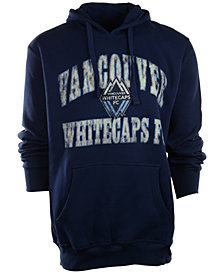 G-III Sports Men's Vancouver Whitecaps Fleece Hoodie