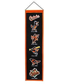 Winning Streak Baltimore Orioles Heritage Banner