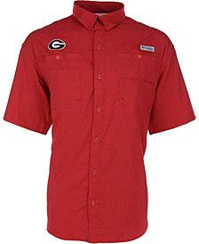 Columbia Men's Georgia Bulldogs Tamiami Shirt