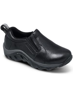 Merrell Jungle Moc Leather Shoes, Little Boys & Big Boys