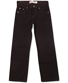 Levi's® 550™  Relaxed Fit Jeans, Big Boys Husky