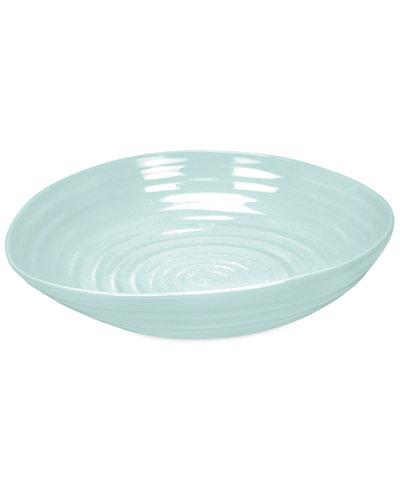 Portmeirion Dinnerware, Sophie Conran Celadon Pasta Bowl - Serveware ...