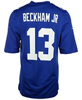 a600cc76d Nike Men s Odell Beckham Jr. New York Giants Game Jersey