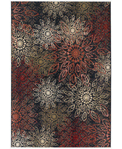 Couristan Indoor/Outdoor Area Rug, Dolce 4039/0760 Amalfi Multi 8'1