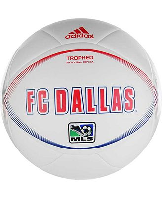 adidas FC Dallas Tropheo Team Ball