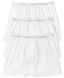 Men's Classic Knit Boxers 3-Pack NU3040