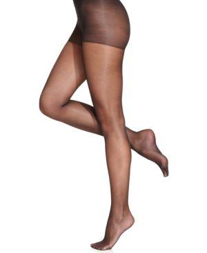 CALVIN KLEIN HOSIERY Women'S Active Sheer Compression Tights in Black