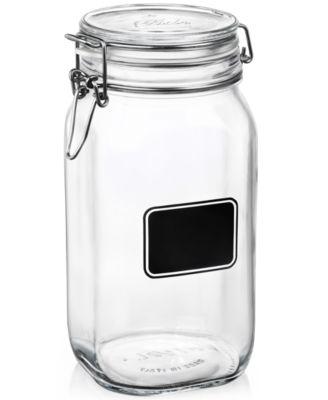 Fido Chalk Label Tall Jar, 50.75 oz.