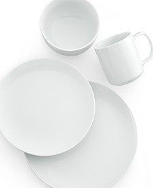 The Cellar Whiteware Coupe Collection, Created for Macy's