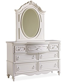 Celestial Kid's 7-Drawer Dresser