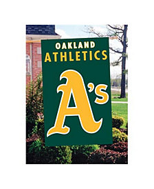 Party Animal Oakland Athletics House Flag