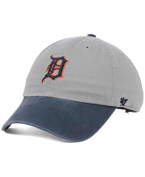 '47 Brand Detroit Tigers Clean Up Cap