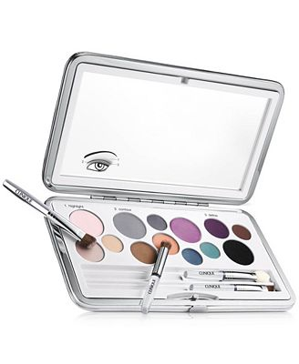 Clinique party eyes made easy makeup set gifts with for Where is clinique made
