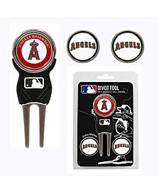 Team Golf Los Angeles Angels of Anaheim Divot Tool and Markers Set