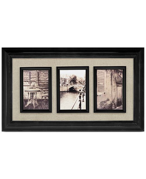 Concepts in Time Classic Matted 3 Photo Collage