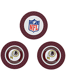 Team Golf Washington Redskins 3-Pack Poker Chip Golf Markers