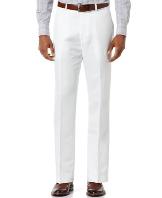 Men's Linen Suit Pants