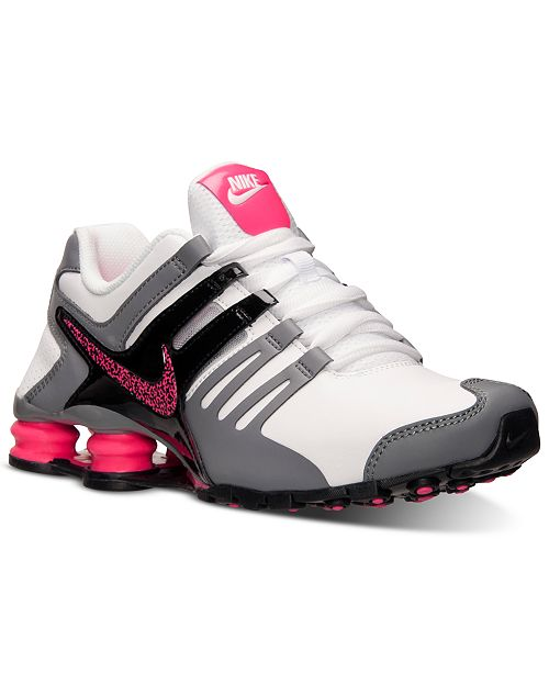 282e11943659 Nike Women s Shox Current Running Sneakers from Finish Line ...
