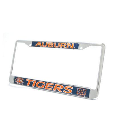 Stockdale Auburn Tigers Domed License Plate Frame