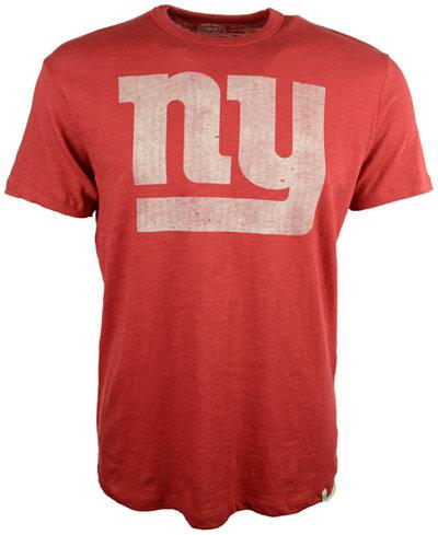 '47 Brand Men's New York Giants Logo Scrum T-Shirt
