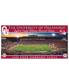 Masterpieces Puzzle Company Oklahoma Sooners Panoramic Stadium Puzzle