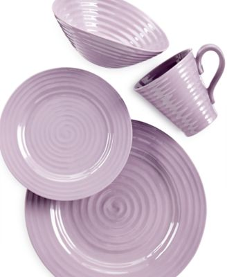 Dinnerware, Sophie Conran Mulberry 4 Piece Place Setting
