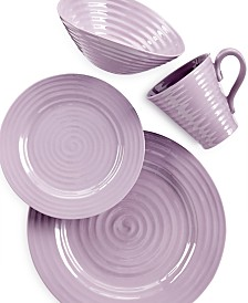 Portmeirion Dinnerware, Sophie Conran Mulberry 4 Piece Place Setting