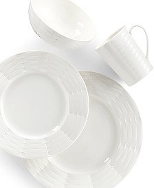 Lenox Entertain 365 Sculpture 4-Piece Place Setting
