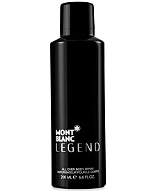 Men's Legend Body Spray, 6.6 oz.
