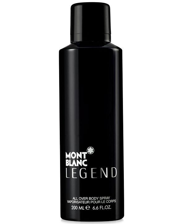 Montblanc Men's Legend Body Spray, 6.6 oz.