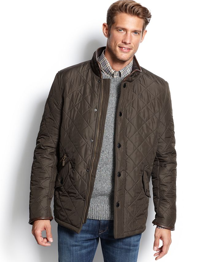 Barbour - Powell Quilted Jacket